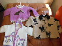 Amazing childrens stampede sweaters