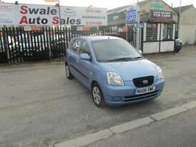 2006 KIA PICANTO 1.0 GS 5 DOOR 60 BHP