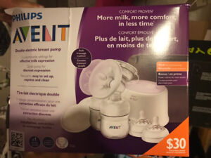 Philips Avent Comfort Double Electric Breast