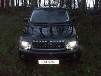 Land Rover Range Rover Sport 3.0TD V6 auto 2010 SE