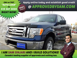 F-150 4X4 - Payment Budget and Bad Credit? GUARANTEED APPROVAL.