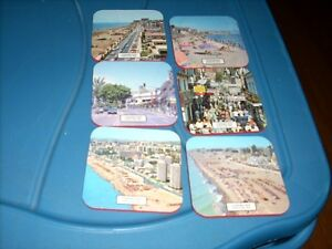 coasters...costa del sol 6 different ones