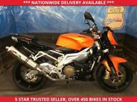 APRILIA TUONO TUONO 1000 NAKED SPORTS BIKE 2 KEYS LONG MOT 2010 60