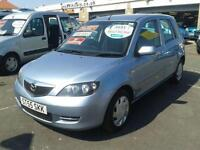 2006 MAZDA 2 1.4D Diesel Antares From GBP2,495 + Retail Package