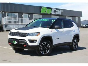 2017 Jeep Compass Trailhawk REDUCED | 4X4 | NAV | SAVE $10,96...