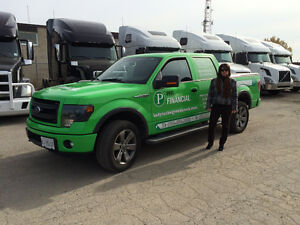 TRUCK AND TRAILER FINANCING