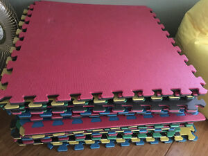 Foam mats - new and used