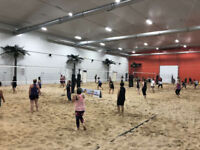Volleyball Leagues - The Beach Volleyball Centre
