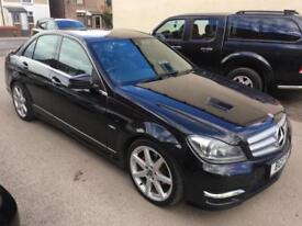2011 Mercedes-Benz C200 2.1CDI Blue-Efficiency Sport 7G-Tronic