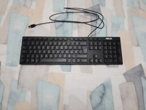 Asus mouse and keyboard