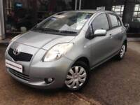 2008 (58) Toyota Yaris 1.4 D-4D T3 *2 Keys, £30 Tax* (Finance Available)