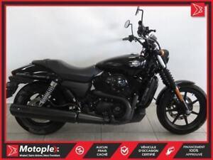2015 Harley-Davidson XG500  Street 500 33,38$/SEMAINE