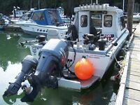 CHARTER FISHING BOAT FOR SALE