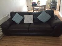 Free for uplift - Sofa, armchair, dining table, 6 chairs.