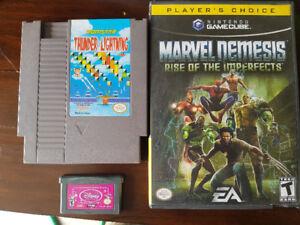 Nintendo Gamecube Game for Sale - Marvel Nemesis!