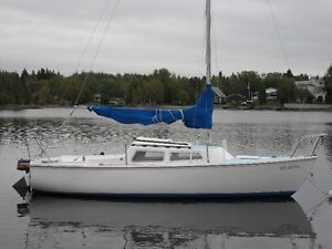 Voilier catalina 22