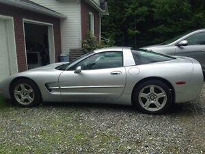 1997 Corvette Coupé (2 portes)