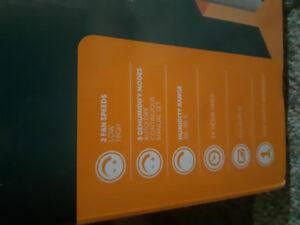 Energy star NOMA 35 pint dehumidifier