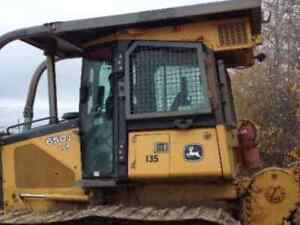 Looking for cab and canopy for John Deere 450 dozer