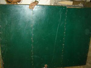 Used Fire rated steel door 52 wide 71.5 high with jam Regina Regina Area image 4