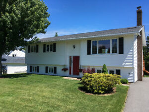 33 Lionel Drive Quispamsis with in-family/income suite