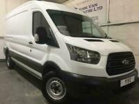 2018 Ford Transit 2.0 350 L3 H2 P/V DRW 129 BHP PANEL VAN Diesel Manual