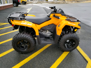 2018 Can Am Outlander 450 DPS