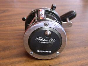 Shimano Fishing Reel Triton 300