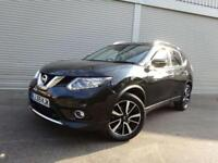 GOOD AND BAD CREDIT CAR FINANCE AVAILABLE NISSAN X-TRAIL 1.6 XTRONIC AUTO 2015