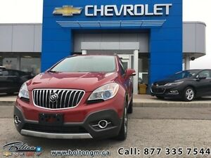 2014 Buick Encore Essence  - one owner - trade-in - Leather Seat