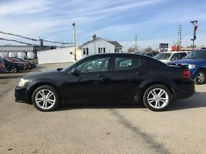 2014 DODGE AVENGER SXT * POWER GROUP * PREMIUM CLOTH SEATING London Ontario image 3