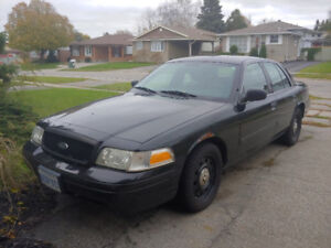 2011 Crown Victoria - Safetied and Etested