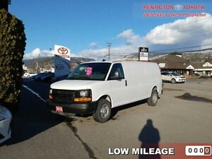 2016 Chevrolet Express Cargo Van   - Low Mileage