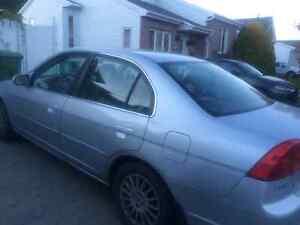 2002 Acura EL Tissus Berline