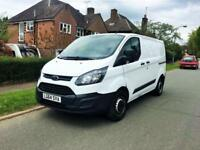 2014 Ford Transit Custom 2.2 TDCi 290 L1H1 Panel Van ONLY 26K