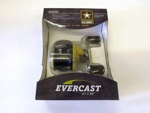 NEW Evercast Bait Caster - US ARMY EDITION!