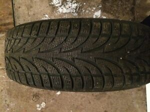 four winter tires for sale