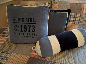Roots Double Bedding with Shams