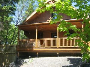 Chalet 8 pers -SPA privé - 600$+tx/ 2 Nuits