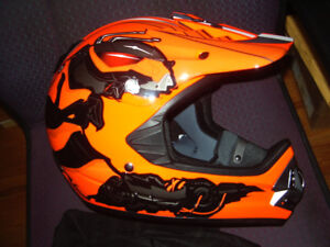 Snowmobile Parts, and Skidoo Helmet