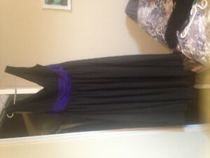 Floor length gown - plus size