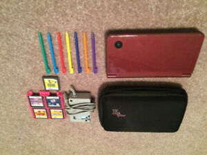 DSI XL and Accessories