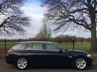 2011 11 BMW 5 SERIES 2.0 520D SE TOURING 5D 181 BHP DIESEL