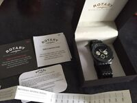 Rotary watch quick sale