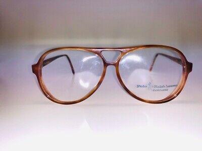 - Brand New Polo Ralph Lauren Eyeglass Frames Havana Brown Tortoise NEW OLD STOCK