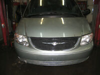 Chrysler Town & Country Full Equiped awd