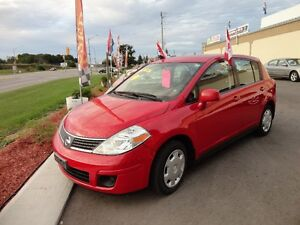 2009 Nissan Versa 1.8 S Sedan E-TESTED & CERT