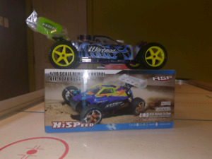 RC Buggy HSP 1/10 nitro neuf