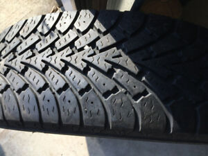 Goodyear Nordic Winter Tire 195 65 R15