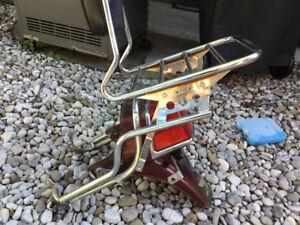 ReAr end for a 1979 Honda cx delux.